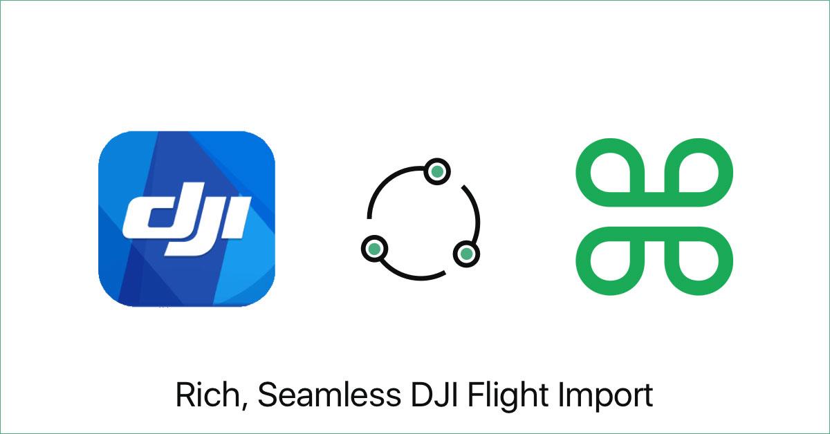 DJI Flight Import & Sync