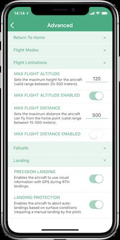 Flight Profiles